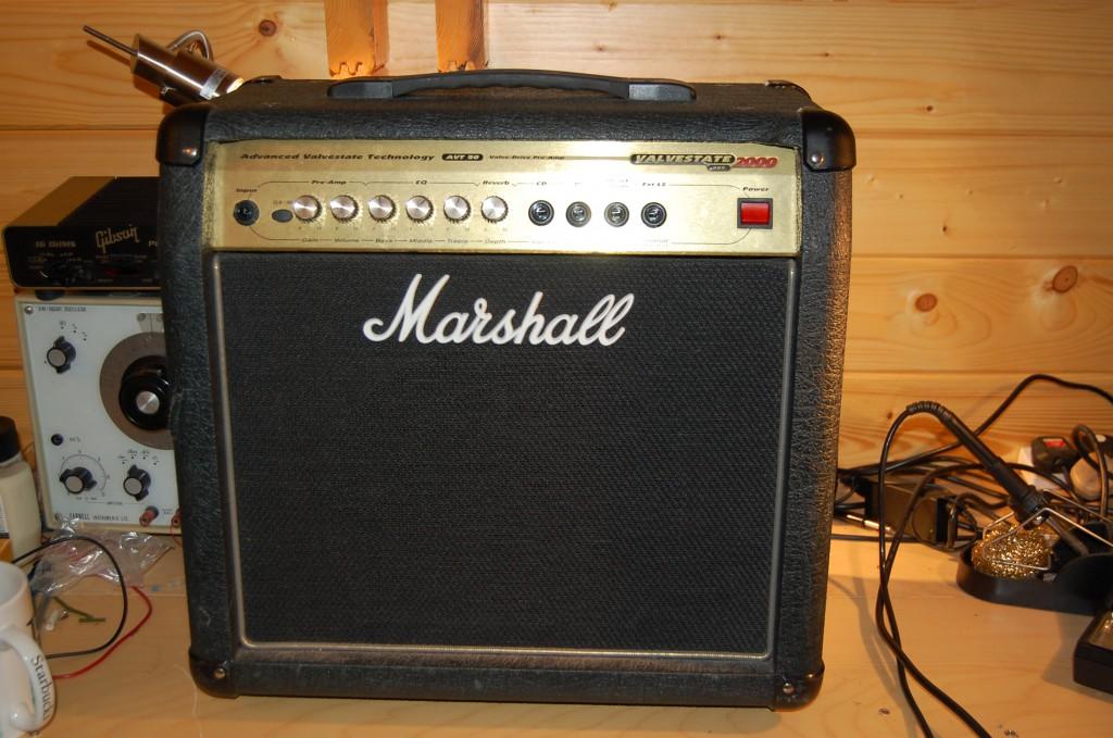 Nice clean amp