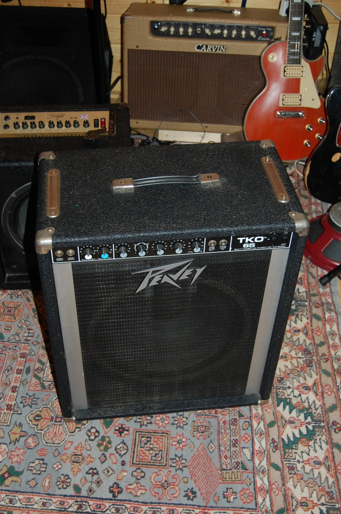Nicely made Solid State Bass amp