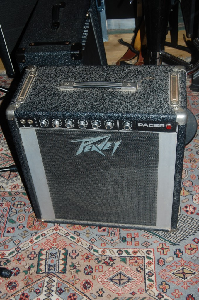 1978 Peavey Pacer in with issues