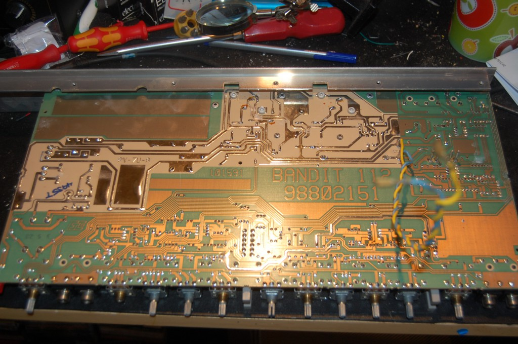 Very good quality reflow soldering