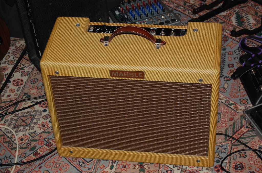 Lovely amp designed for Blues Harp (Harmonica) making strange crackling noises...