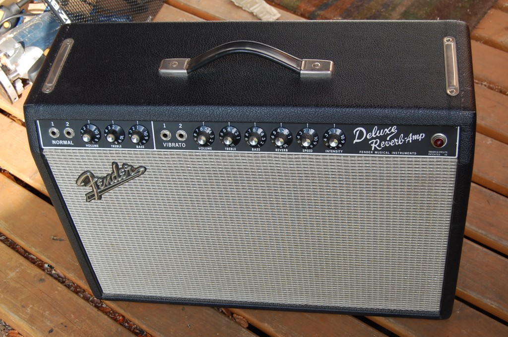 Lovely condition Reverb Deluxe 67