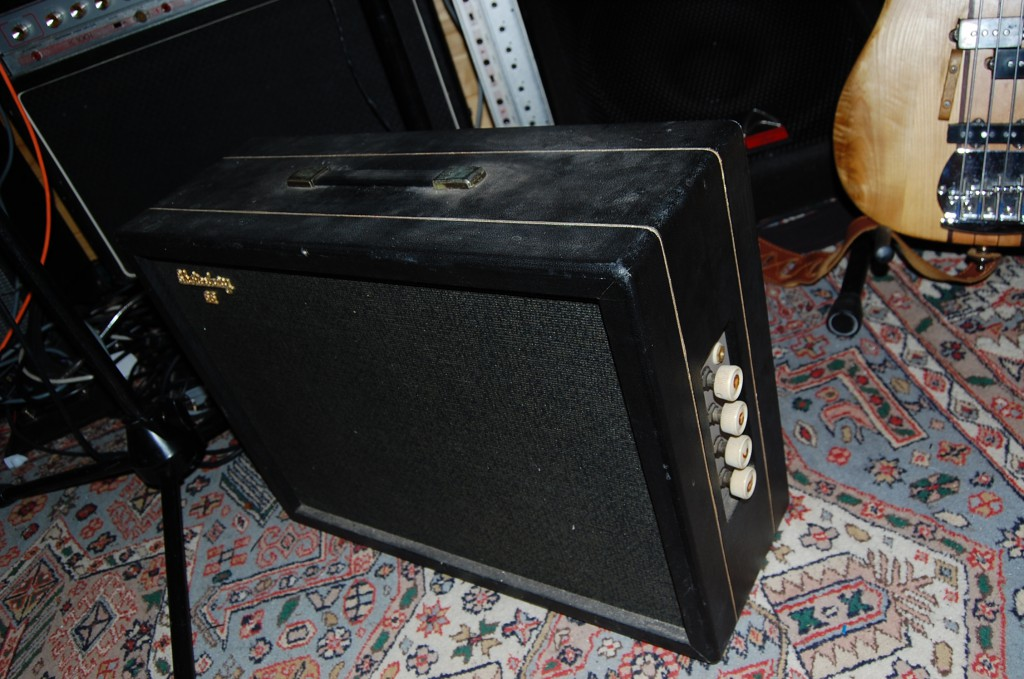 Lovely old tube amp!