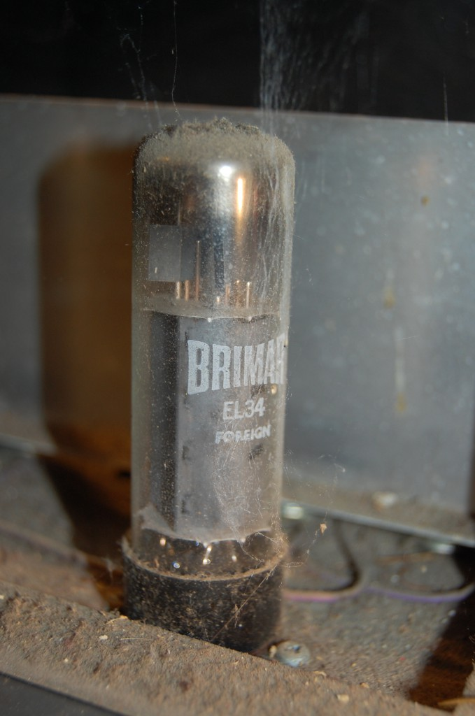 Original Birmars by the looks of it all tubes Brimar all working to spec