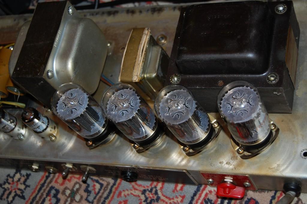 Love the RCA tubes!