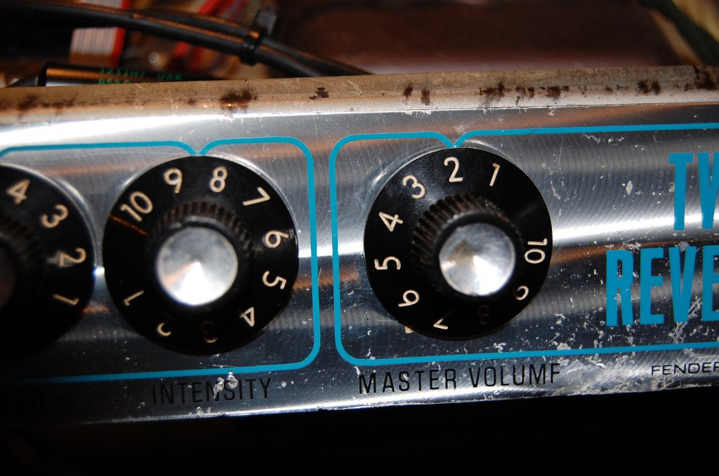 "Put the spare 10K pot (from the Normal Channel Tone Stack) in the master volume slot as a NFB control or ""Soul"" control"