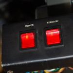 A couple of new switches as the old ones had dead Neons