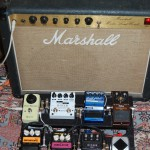 Sounded great with my pedal board too!