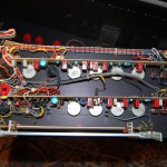 Neat preamp layout and wiring