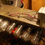New transformer installed