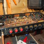 All working as should on the bench a great sounding amp!